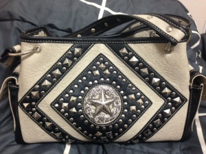 At LEAST it's a super cute purse: definitely worth an all-out meltdown, in my humble opinion.